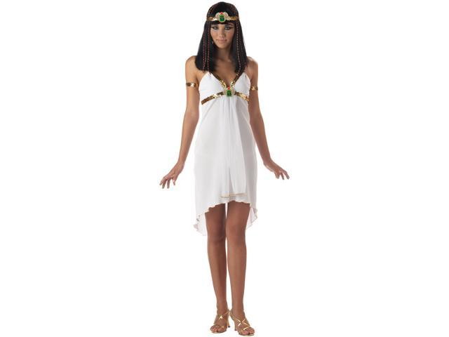 Egyptian Goddess Adult Costume - Small