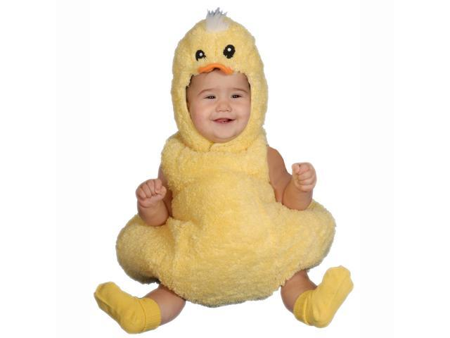 Baby Duck Infant Costume - 100% Polyester - Toddler (12-24 Months)