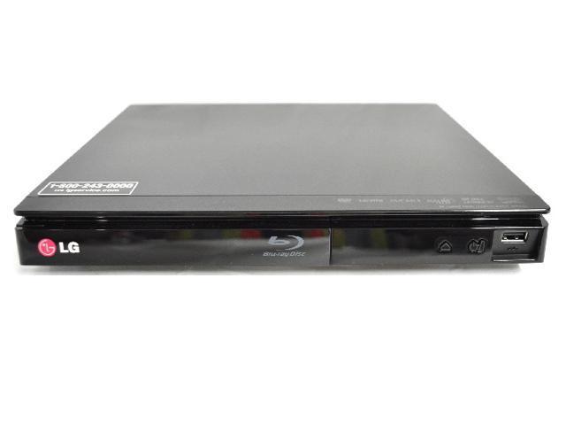 LG Streaming Blu-ray Disc Player with Wi-Fi - BPM33