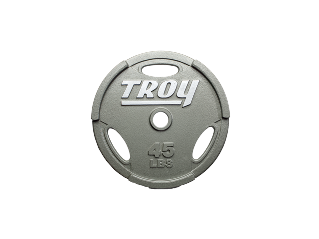 Troy Machined Interlocking 25lb Grip Plate