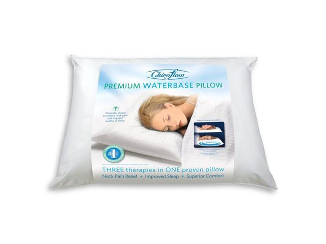 Chiroflow Fiber plus WaterBase Pillow