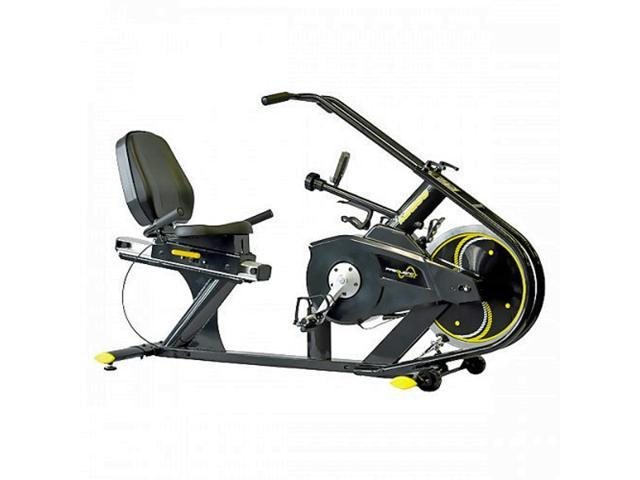 Frequency Fitness Magnetic Recumbent Indoor Cycle