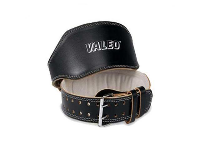 Valeo Leather Lifting Belt, Medium, 4 Inches