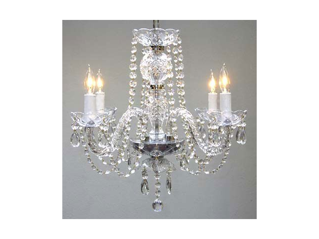 All Crystal Chandelier H17