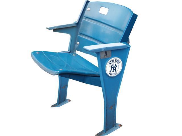 Steiner Sports DEMOSEA000004 Commemorative Yankee Stadium Seat