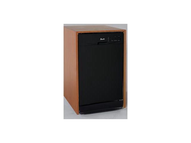 Avanti  DWE1801B:  Model  DWE1801B  -  Built-In  Dishwasher  -  Black