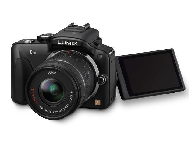 Panasonic Lumix DMC-G3W  Kit 14-42
