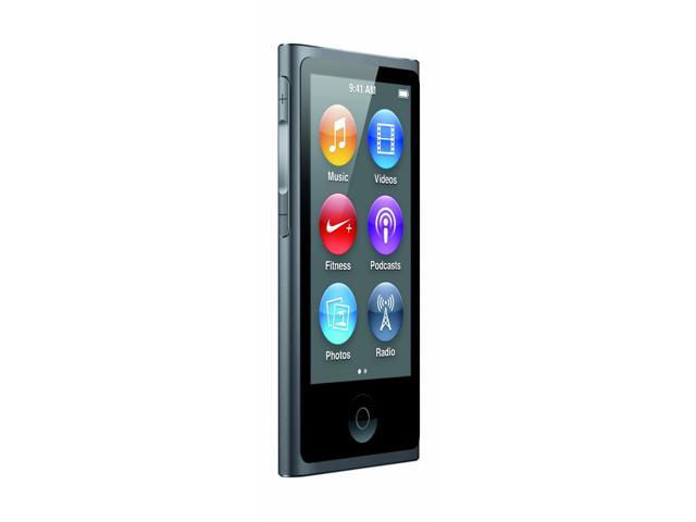 Apple iPod nano 16GB Space Gray (7th Generation) NEWEST MODEL