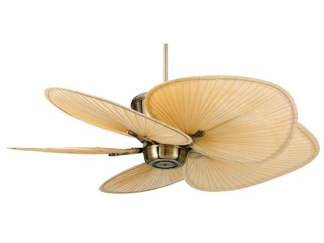 Fanimation MAD3260AB Tropical Indoor Outdoor Ceiling Fan
