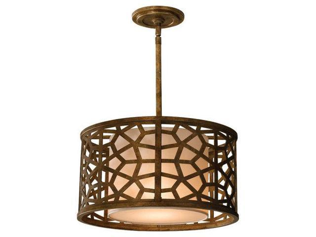 Murray Feiss Medina 1-Light Indoor in Oxidized Bronze - P1180OBZ
