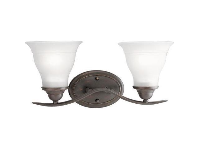 Progress Lighting Trinity Two-Light Bath Bracket - P3191-20