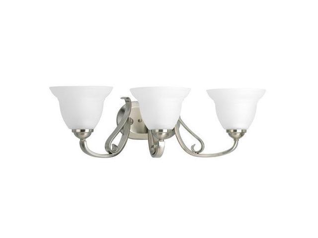 Progress Lighting Torino Three-Light Bath Bracket - P2883-09
