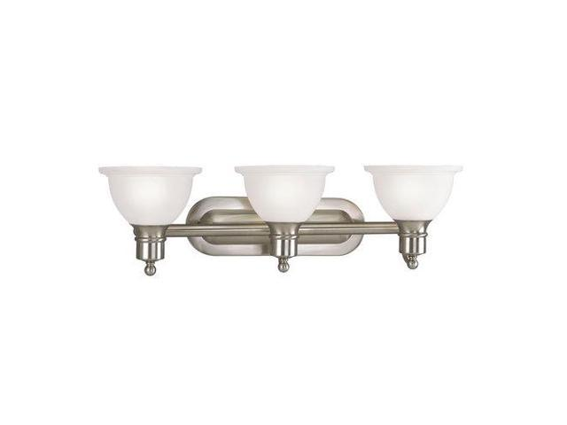 Progress Lighting Madison Three-Light Bath Bracket - P3163-09