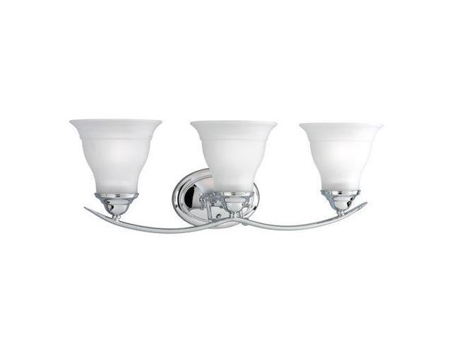 Progress Lighting Trinity Three-Light Bath Bracket - P3192-15