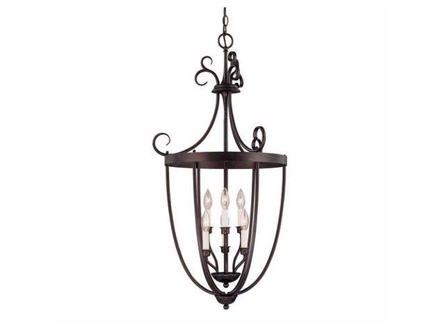 Savoy House Entry Lantern Foyer 3 Light, English Bronze 3P-80202-6-13