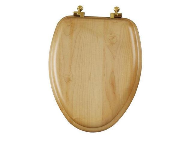 Bemis 19601BR 418 Toilet Seat , Accessory, Maple
