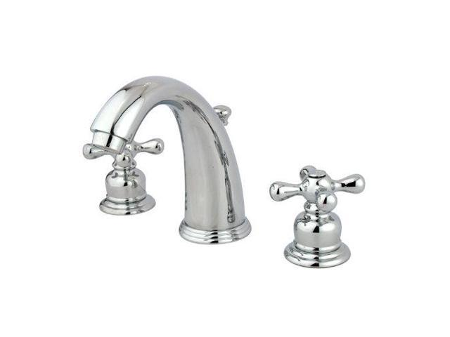 Kingston Br Gkb98 Ax Vine Widespread Bathroom Faucet With Pop Up