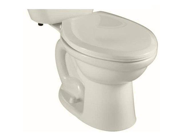 American Standard 3191.016.222 Colony FitRight Right Height Elongated Toilet Bowl, Linen (Bowl Only)