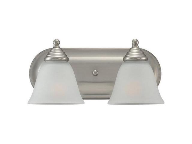 sea gull lighting two light wall bath in heirloom bronze 44576 782. Black Bedroom Furniture Sets. Home Design Ideas