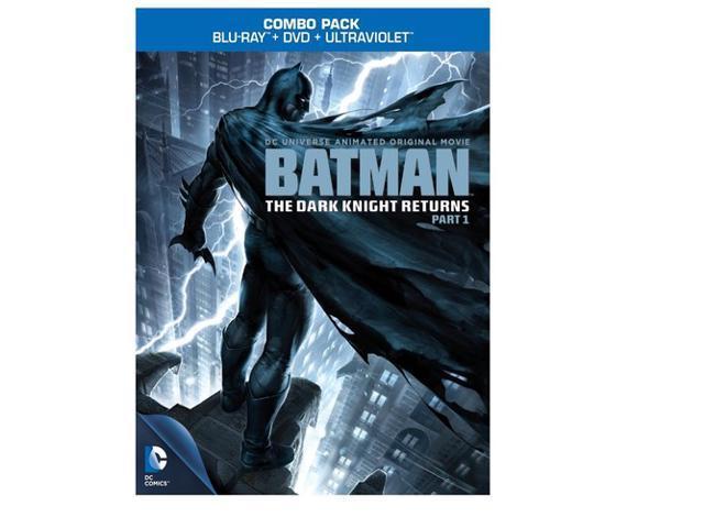 Dark Knight Returns Pt. 1
