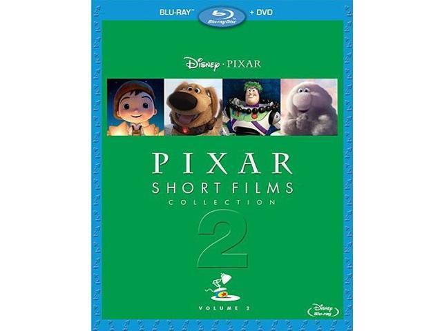 Pixar Short Films Collection, Vol. 2 [2 Discs] [Blu-Ray/Dvd]