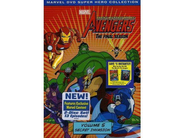 Avengers: Earth's Mightiest Heroes, Vol. 5