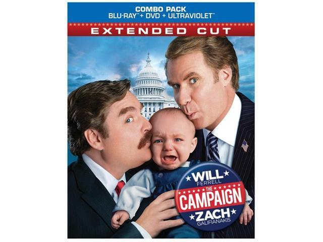 The Campaign [2 Discs] [Includes Digital Copy] [Ultraviolet] [Blu-Ray/Dvd]