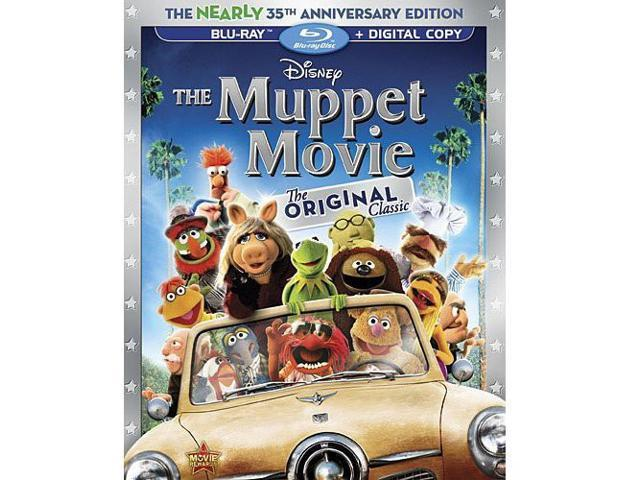 The Muppet Movie [the Nearly 35th Anniversary Edition] [Blu-Ray]