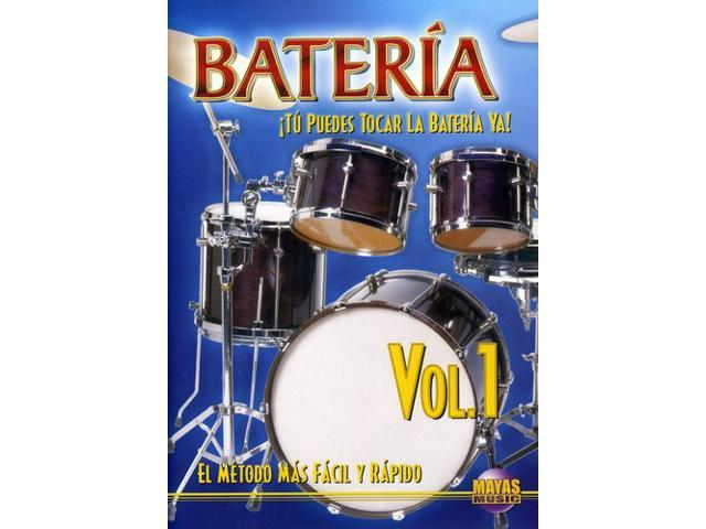 Alfred 62-D1D Batera Vol. 1 - Music Book