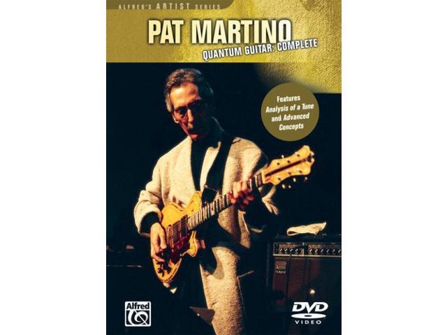 Alfred 00-26482 Pat Martino- Quantum Guitar Complete - Music Book