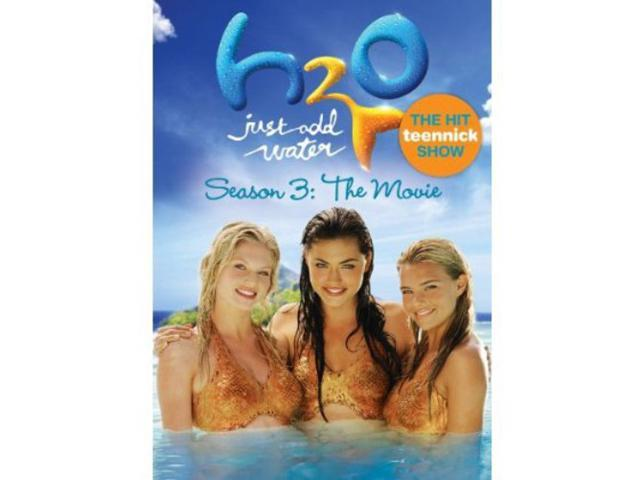 H2o just add water the complete season 3 4 discs for H2o just add water season 4