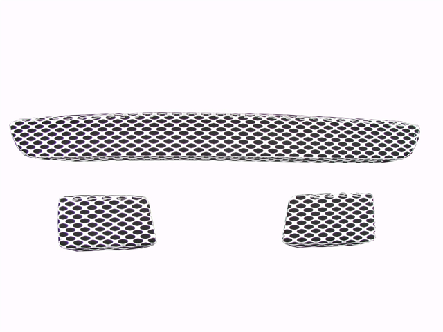 Street Scene Speed Grille Inserts Bumper/Valance Grille