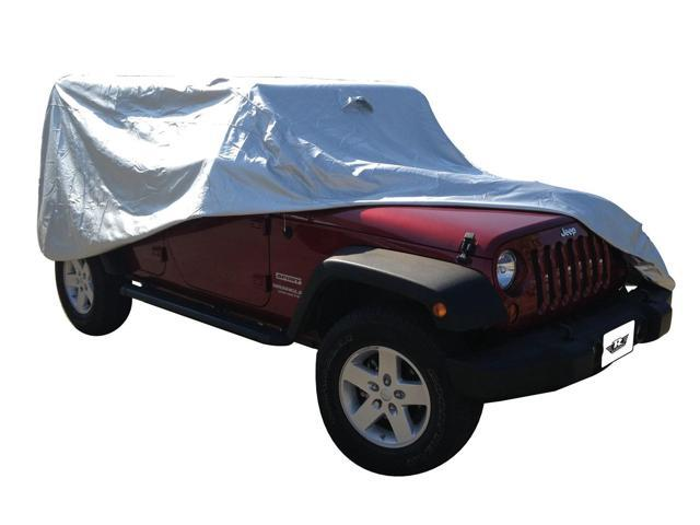 Rampage 2203 Jeep Multiguard Car Cover Fits 07-15 Wrangler (JK)