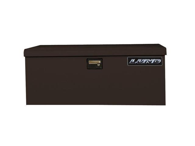 Lund 708048 Steel; Job Site Storage Box/Chest