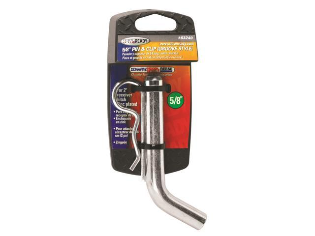 Tow Ready 63240 Grooved Style Hitch Pin and Clip
