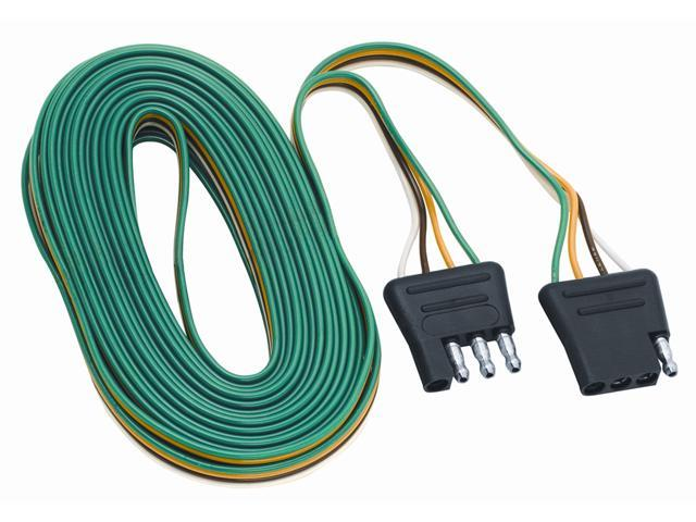Tow Ready 118636 4-Flat Plug Loop