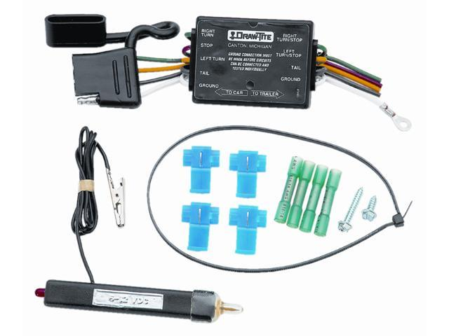 Tow Ready 20251 4-Flat Wiring Kit