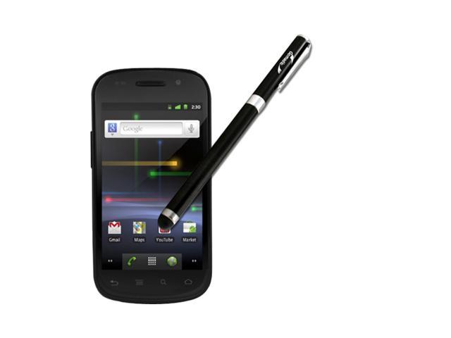 Google Nexus S 4G compatible Precision Tip Capacitive Stylus with Ink Pen