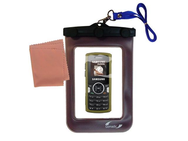 Waterproof Case compatible with the Samsung SGH-M110
