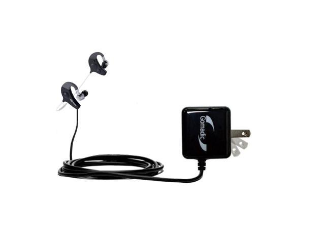 Wall Charger compatible with the Denon AH-W150 Exercise Freak