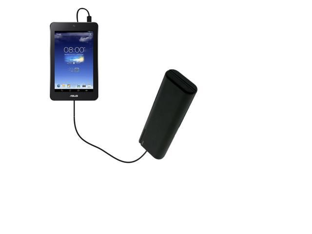 AA Battery Pack Charger compatible with the Asus MeMO Pad HD7