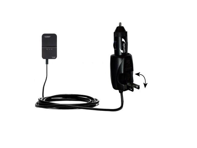 Car & Home 2 in 1 Charger compatible with the EDUP EP-9506N