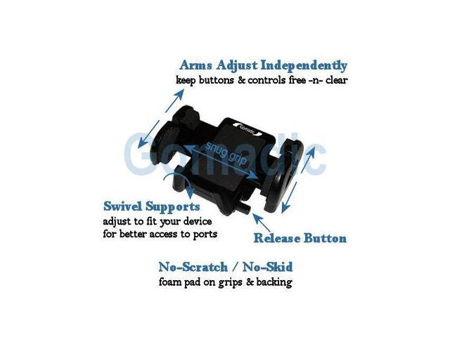 Vent Swivel Car Auto Holder Mount compatible with the Kyocera Torque XT