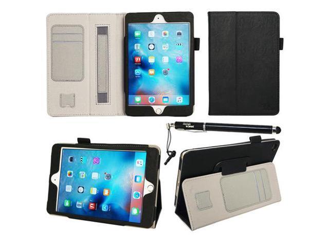 iPad 4 Mini Case - DigitalsOnDemand ® Slim Executive Black ...
