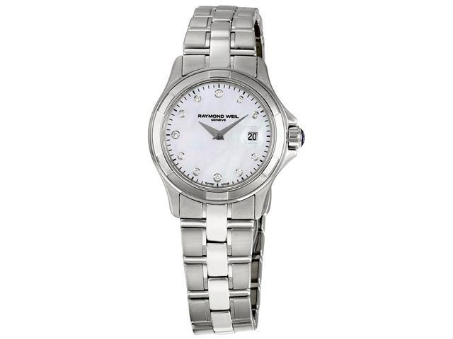 Raymond Weil 9460-ST-97081 Parsifal Mother-Of-Pearl Dial Women's Watch