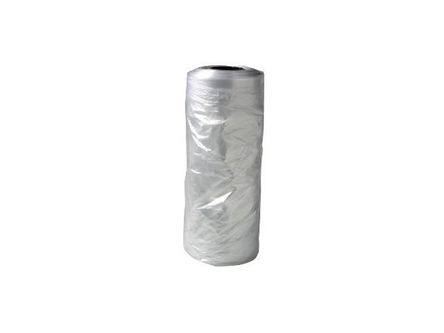 "Plastic Poly Bags 21"" x 4 x 30"" 1 mil - 420/Roll"