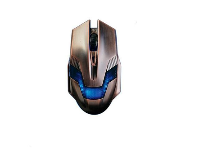 A-Jazz 2000dpi Green Hornet LED 6-Button Pro Gaming Optical Mouse (Eco Friendly Packaging)