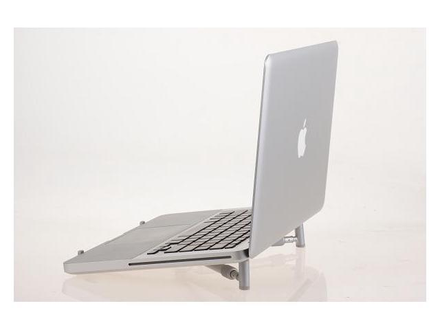 """Ergonomic Aluminum Portable and Foldable Cooling Stand for 12""""-17"""" Notebook"""