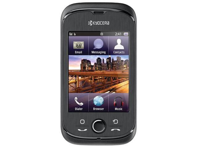 Kyocera Rio E3100 Cricket Touchscreen Phone - OEM