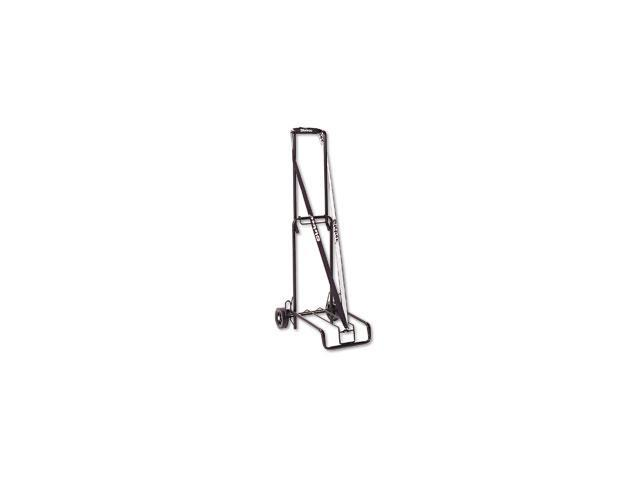 Stebco 390002BLK Deluxe Stebco Travel Cart in Black, 125 Lbs Capacity